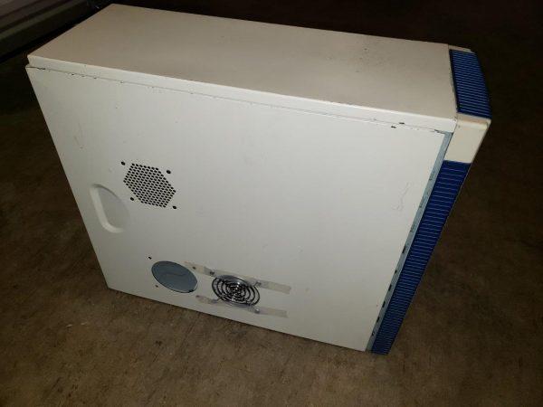 ATX computer case white