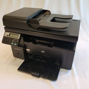 HP LaserJet Pro M1217nfw Multifunction Printer Fax Scanner CE844A