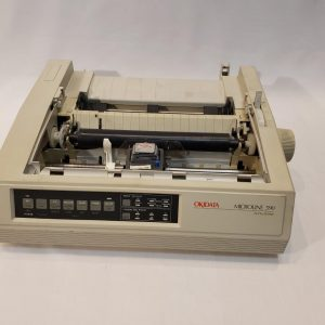 Oki MICROLINE 590 Dot Matrix Printer 24 pin Okidata