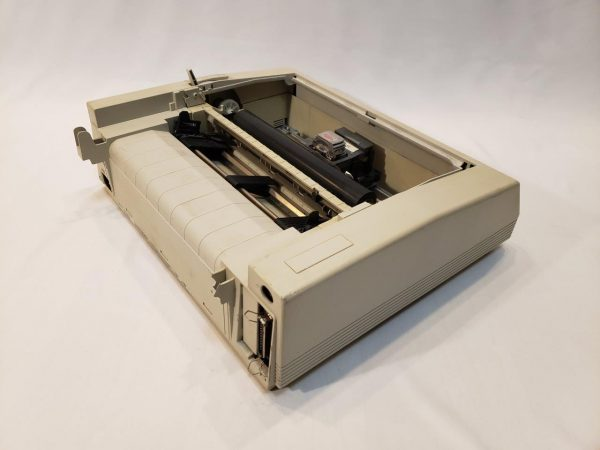 Oki MICROLINE 590 Dot Matrix Printer 24 pin Okidata GE5293AUH 62409201