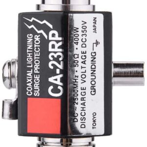 SOONHUA 50Ω DC-2500MHz N Connector 400W Coaxial Lightning Surge Protection Protector Arrester Arrestor